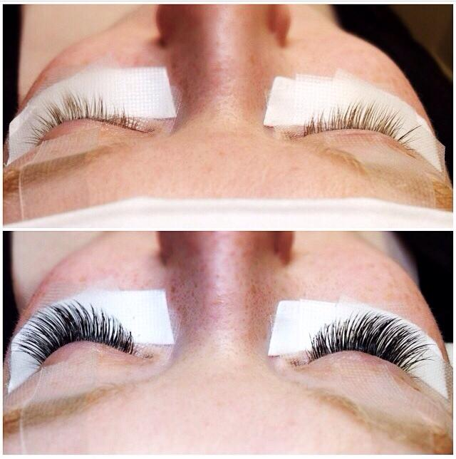 single lash metoden